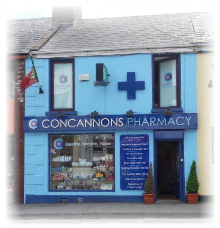 Concannon's Pharmacy, Athlone
