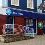 Illuminated Pharmacy Shopfront Sign, Donegal
