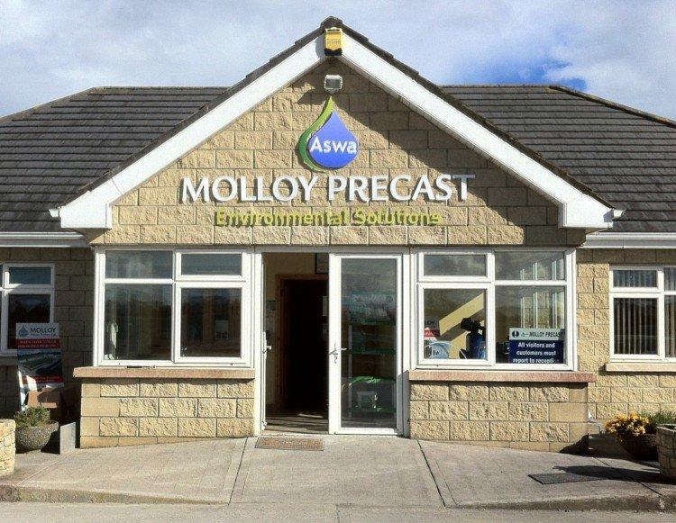 Molloy Precast, Tullamore