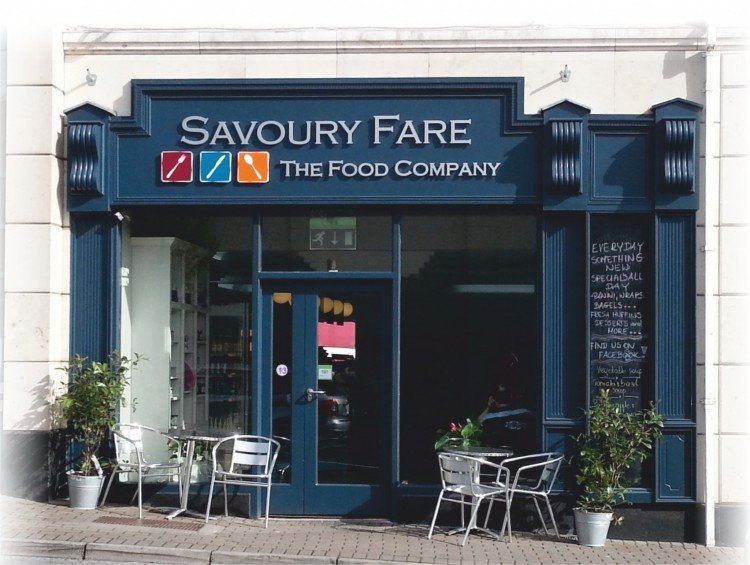 Savoury Fare, Athlone
