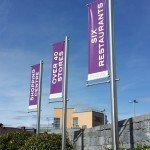 Shopping Centre Banners, Kilkenny