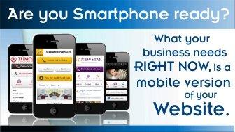 We Build Mobile Websites