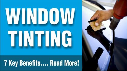 New Window Tinting Service