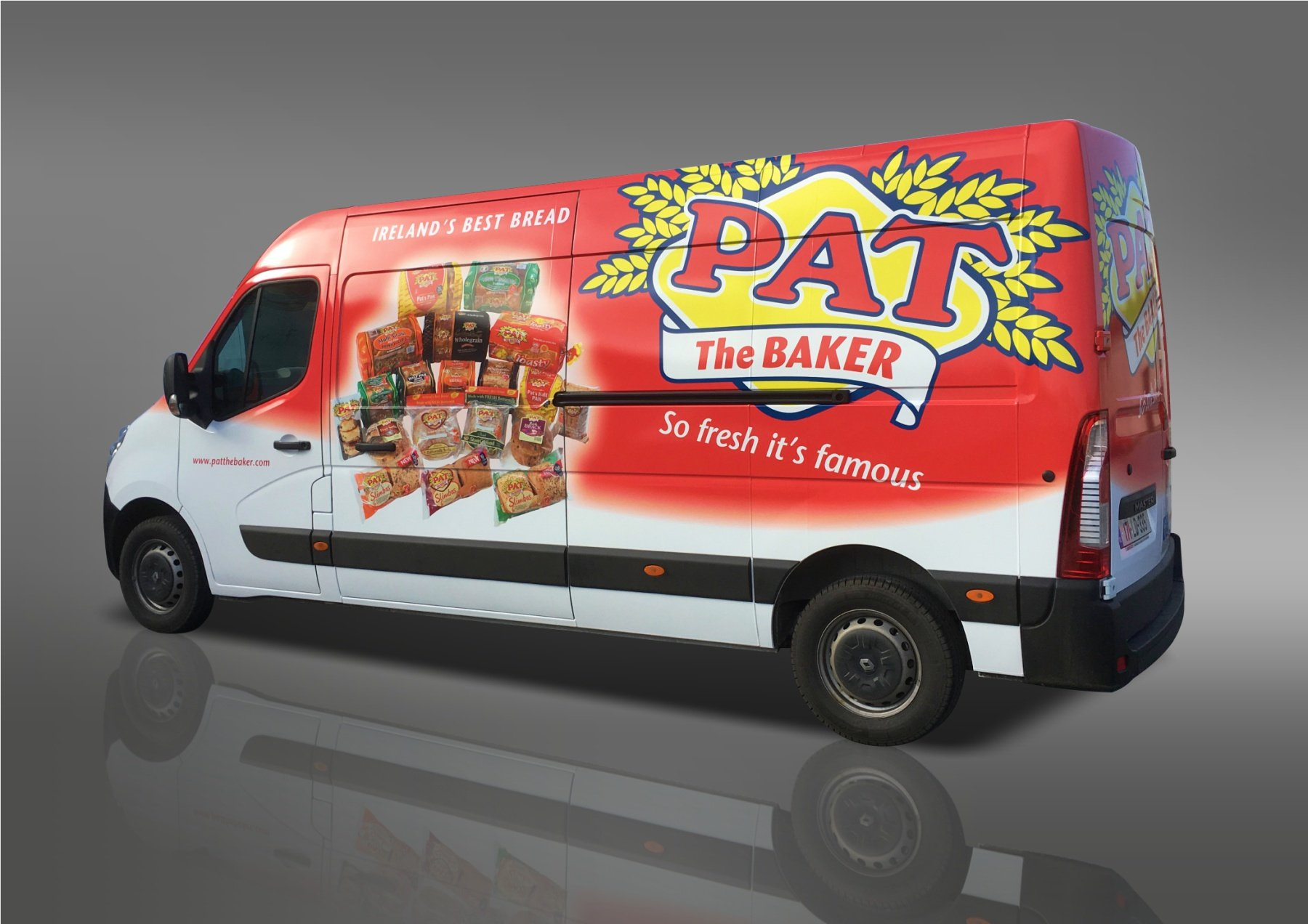 Van Signs Vehicle Graphics For Cars And Vans Eye Catching - Truck windshield decals how to purchase and get a great value safely