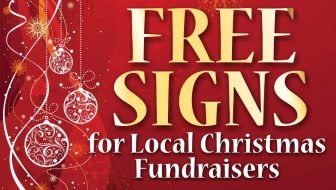 Free Signs from Spectrum Signs, Athlone