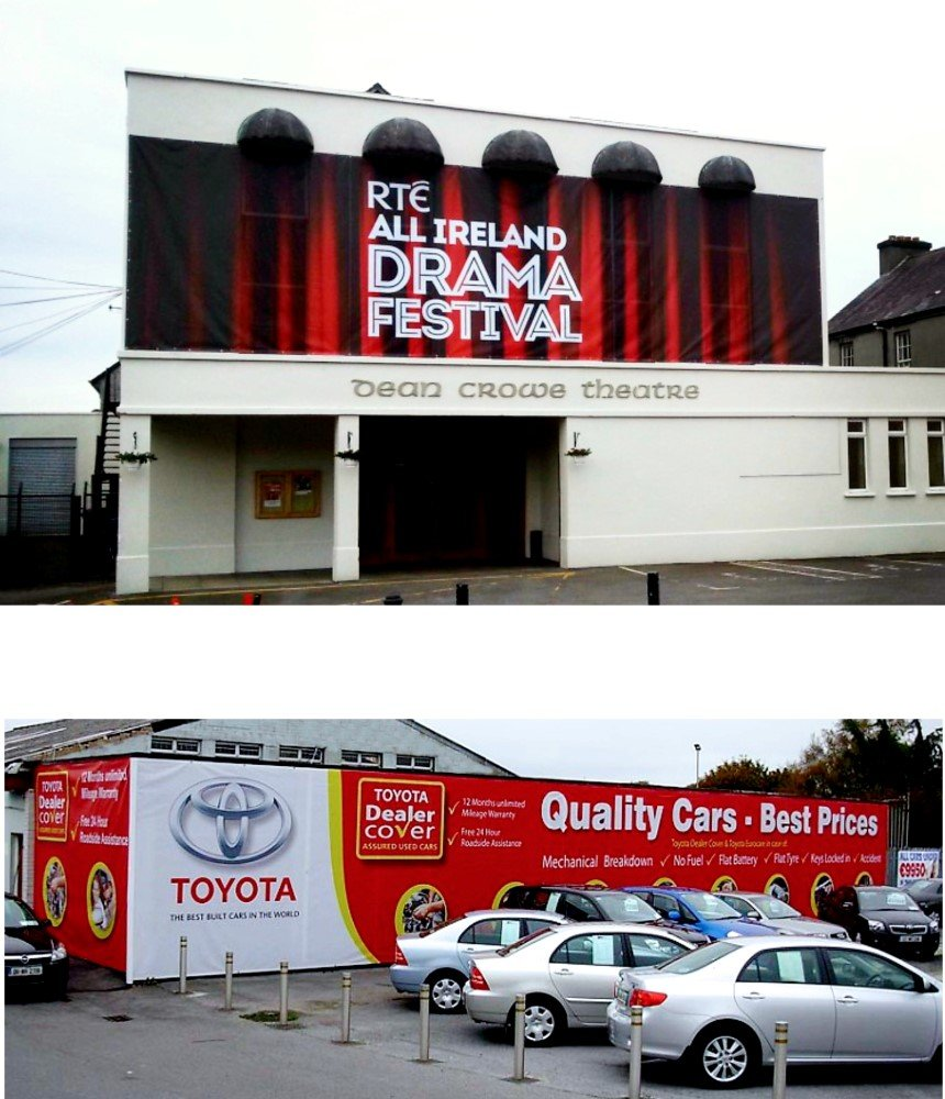 Large Format Banners for Business