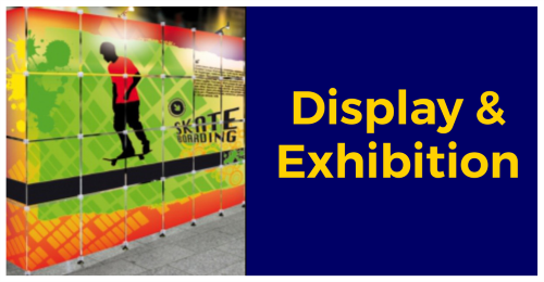 Displays & Exhibitions