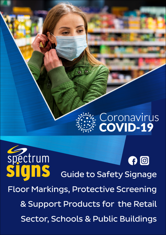 Covid 19 Signage